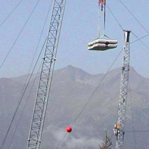 Stahl   Gitterma 38d0bec907248190b35524eeb889858e 300x300 - Braced mast in steel S80